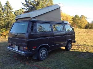 1985 VW Vanagon Westfalia Camper $6,000 in Phillips, Maine