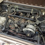 Original Engine Clean w/ Some Newer Looking Parts