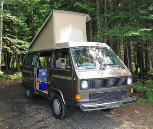1985 VW Vanagon Westfalia Weekender Wolfsburg - $15k in New Jers