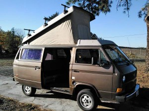 1985 VW Vanagon Westfalia Weekender - $5,800 in Sebastapol, CA