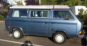 1987 VW Vanagon Westfalia Camper - $13,900 in Seattle, WA