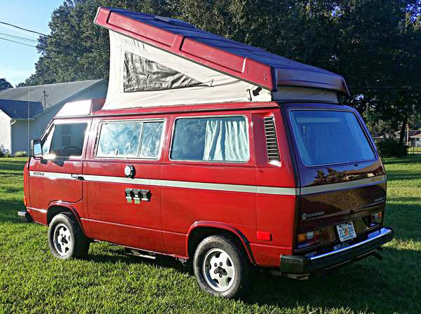 Craigslist Cocoa Beach Fl >> 1987 Vw Vanagon Westfalia Camper 12 900 In Cocoa Beach