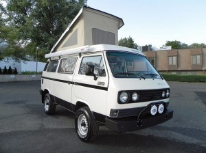 1987 VW Vanagon Syncro Turbo Diesel Westfalia Camper - Auction I