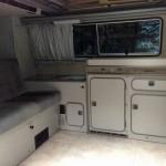 1987 vw vanagon westfalia camper white bellingham wa 8500 4