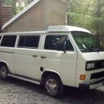 1987 vw vanagon westfalia camper white bellingham wa 8500 5