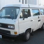 1988 vw vanagon westfalia camper tacoma wa 25k 2