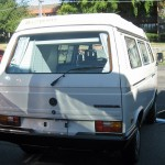 1988 vw vanagon westfalia camper tacoma wa 25k 3