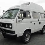 1989 VW Vanagon Westfalia Syncro Tubro Diesel High Top - Auction
