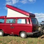 1989 vw Vanagon westfalia camper red denver 50k miles 22k 2