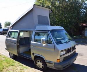 Price Drop! - 1990 VW Vanagon Westfalia Camper - 68k Miles - $17