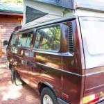 1990 vw Vanagon westfalia camper subaru ej25 hawaii 20k