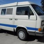1990 VW Vanagon Syncro Westfalia Camper w/ 38k Miles - $32k in M