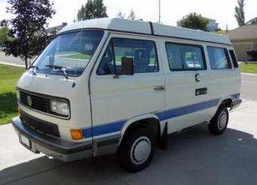 1990 VW Vanagon Syncro Westfalia Camper w/ 38k Miles - $32k in Montana