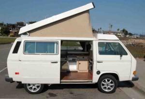 1982 VW Vanagon Westfalia Camper w/ New 1.9L Diesel - $20k in Sa