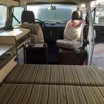 1982 vw vanagon westfalia camper 1900cc diesel santa cruz 20k 3
