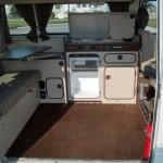 1982 vw vanagon westfalia camper 1900cc diesel santa cruz 20k 5