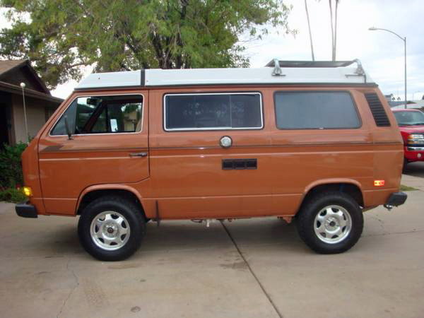 Adventure Subaru Ohio >> 1984 VW Vanagon Westfalia Camper w/ 2.2L Subaru Engine - $16k in Arizona
