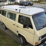 1984 VW Vanagon Westfalia Camper - $14,000 in Vermont