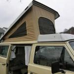 1984 vw vanagon westfalia camper 14k vermont 2