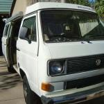 1985 Vw vanagon westfalia camper white 12k Wash DC 1