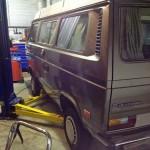 53k Mile Barn Find! 1985 VW Westy Weekender - Auction In Berkley