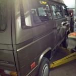 1985 vw Vanagon Westfalia weekender 53k miles auction mass 4