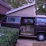 1985 vw Vanagon westfalia camper brown 8500 atlanta 2