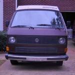 1985 vw Vanagon westfalia camper brown 8500 atlanta 3