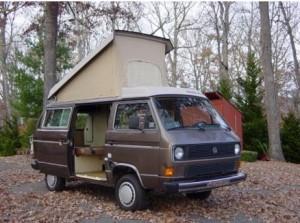 1985 VW Vanagon Westfalia Camper w/ 28k Original Miles - $14,500