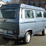 1987 vw Vanagon westfalia camper smallcar tacoma 1