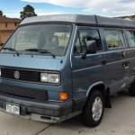 1988 vw Vanagon westfalia camper 98k miles csp co 15k