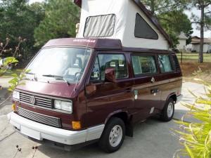 1990 VW Vanagon Westfalia Camper - 117k - Auto - $19,500 in Florida