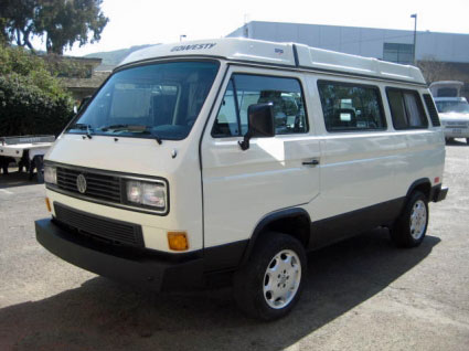 1990 VW Vanagon Westfalia Weekender w/ 92k Miles & Warranty