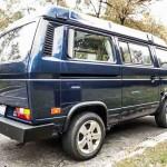 1991 vw vanagon westfalia camper blue washington dc acution 2