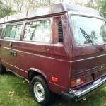 b 1987 vw Vanagon westfalia camper philly 6200 2