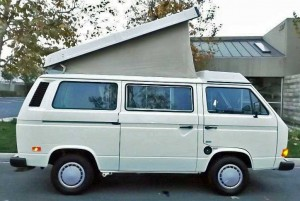 1983.5 VW Vanagon Westfalia Camper Auction in Costa Mesa, CA ends 12/28