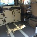 1985 vw vanagon westfalia camper gold automatic auction FL 3