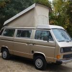 1985 VW Vanagon Westfalia Camper - 170k Miles - Auction in Conne