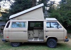 1985 VW Vanagon Westfalia Camper - $10,500 in Portland, Oregon