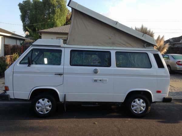 1985 VW Vanagon Westfalia Camper - 139k Miles - $10k in Mountain