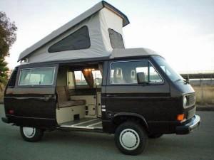 1985 VW Vanagon Westfalia Camper - Auto - 146k - $9,700 in Sacra