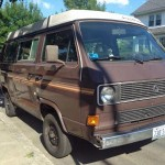 1985 VW Vanagon Westfalia Camper - $7,500 in Rhode Island