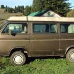1985 VW Vanagon Westfalia Weekender $3,000 in Mendocino, CA