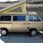 1985 VW Vanagon Westfalia Camper w/ GoWesty 2.2L- Auction - Vent