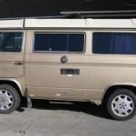 1985 vw vanagon westfalia camper 2200cc gowesty ventura ca 2