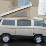 1986 VW Vanagon Westfalia Weekender Auction in Bellevue, WA - 98