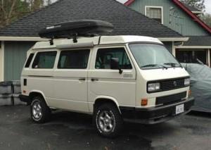 1987 VW Vanagon Syncro Westfalia Camper - $25k in Grass Valley, CA