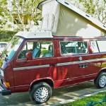 1987 VW Vanagon Syncro Westfalia Camper - Auction in Los Angeles