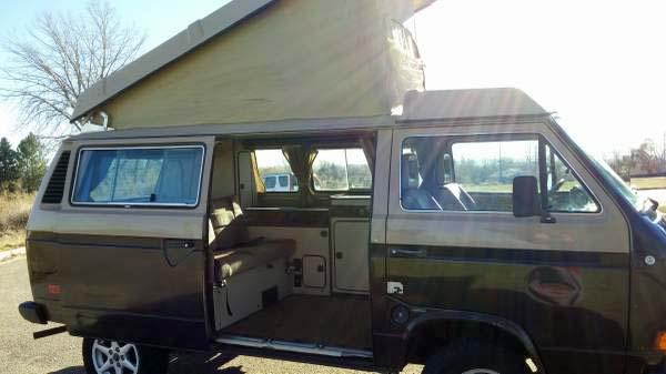 cfd0326034 1984 VW Vanagon Westfalia Camper -  10