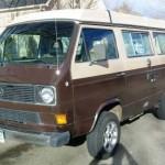 1984 VW Vanagon Westfalia Camper - $10,500 in Boulder, CO